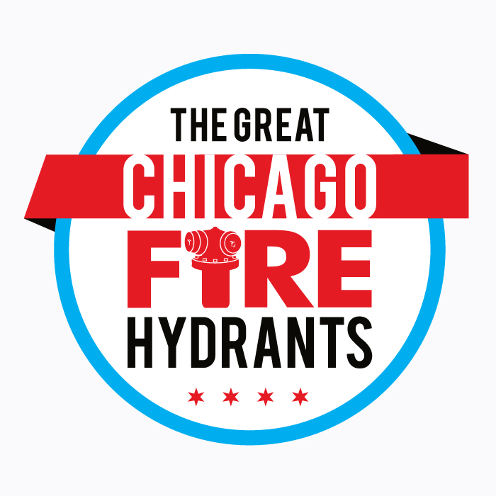 Great-Chicago-Fire-Hydrants-Logo-Design