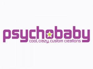 Psychobaby Logo Design