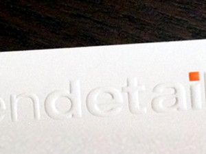 Endetail Brand Identity