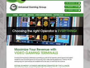 Universal Gaming Group