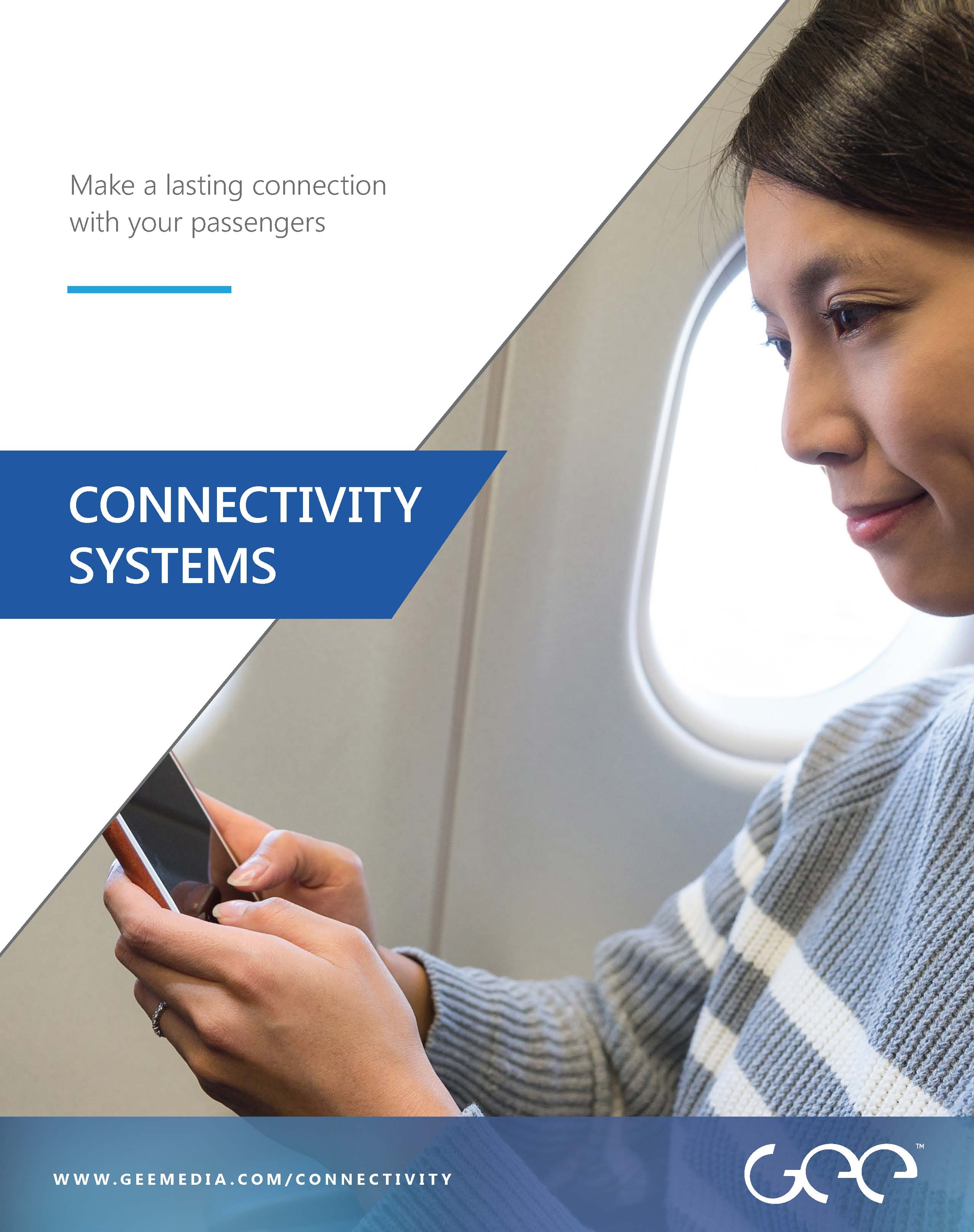 Global Eagle Connectivity brochure