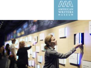 American Writers Museum Website